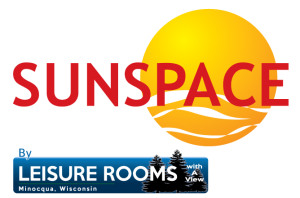 Sunspace Sunrooms by Leisure Rooms with a view logo