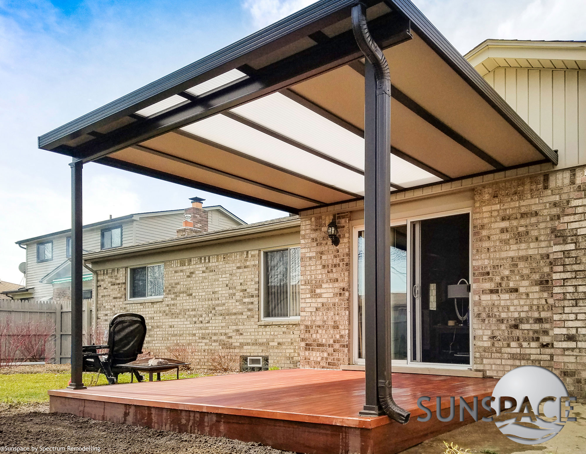 Sunspace Sunrooms | Patio Covers