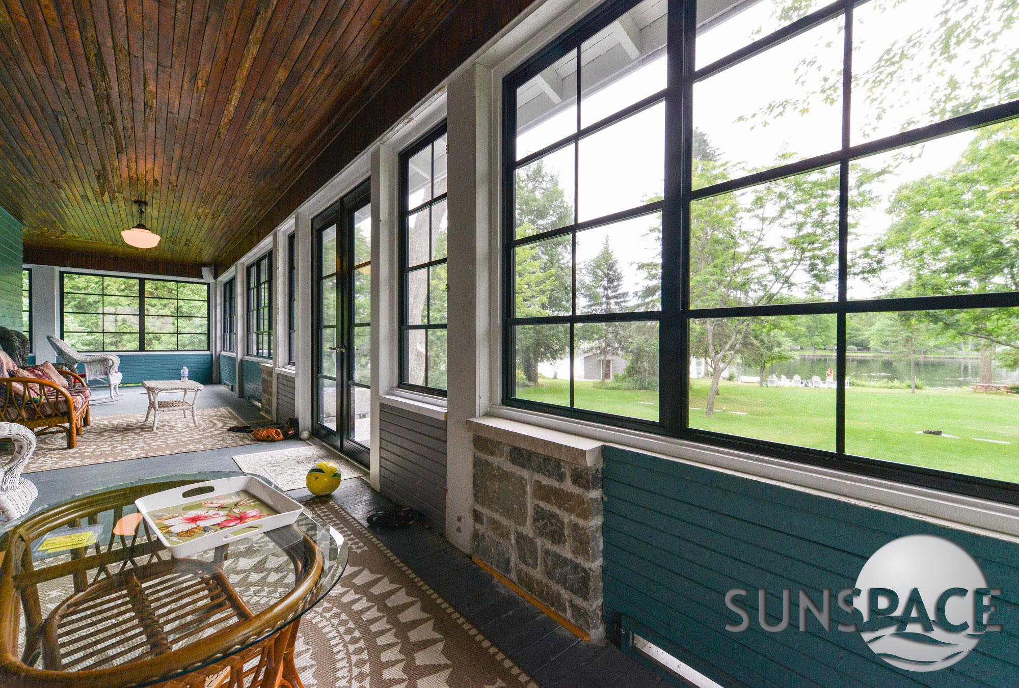 Sunspace Sunrooms Weathermaster 169 Windows